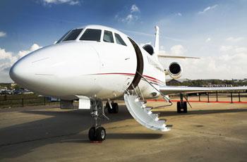 Limpeza externa de Aeronave